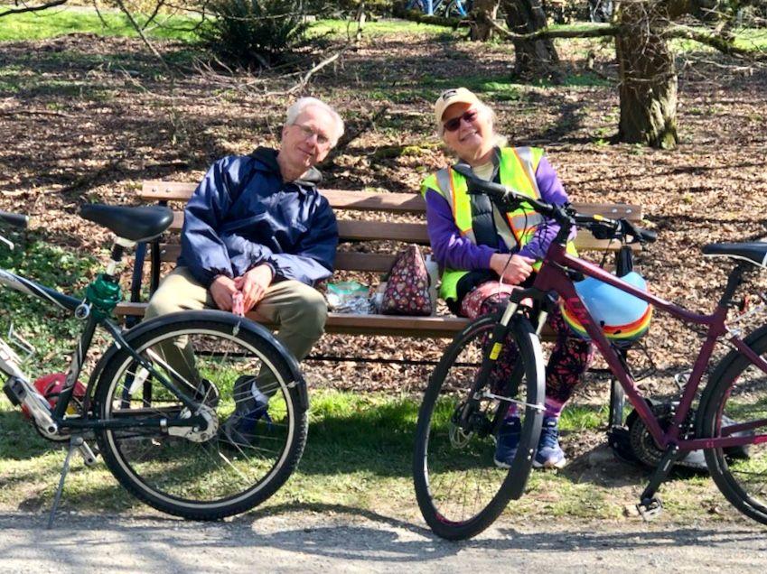 Bikes Arboretum